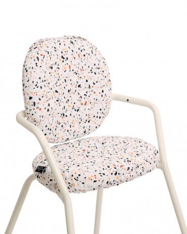 Cushion terrazzo TIBU Chair Milinane