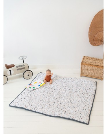 Large Play Mat Terrazzo and Storm