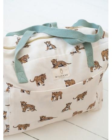 Grand sac à langer maman
