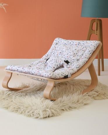 Transat LEVO with terrazzo cushion
