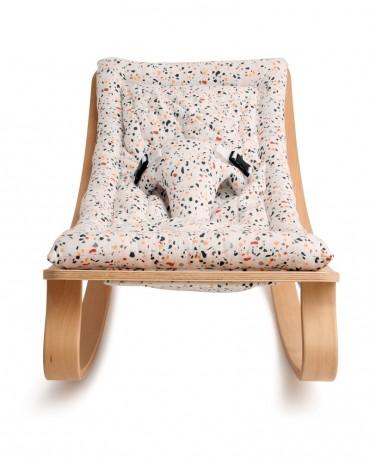 Transat LEVO with cushion - CHARLIE CRANE