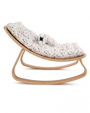 Beautiful Transat LEVO with terrazzo cushion - CHARLIE CRANE