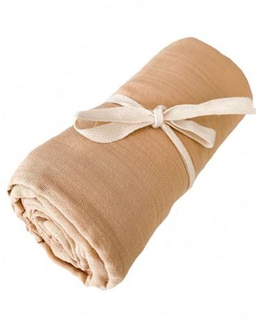 Maxi lange couleur sable pour enfant