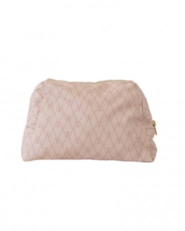 Graphic Pink Toiletry Case