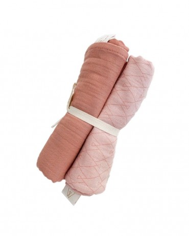 Children's Pink Nappy Pack