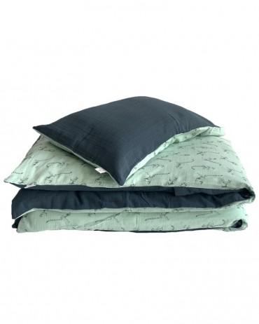 Parure de lit pour petit lit d'enfant