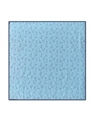 Square children's play mat