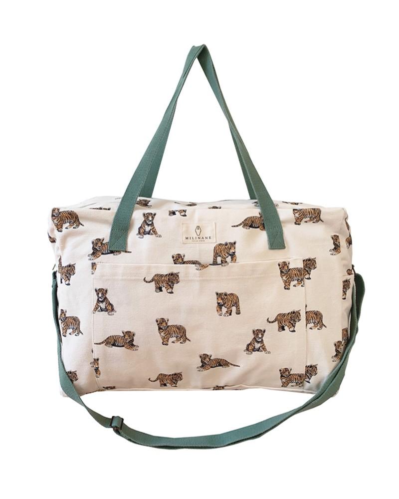Grand sac de maternité week-end