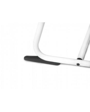 Chaise haute evolutive blanche de la marque tibu