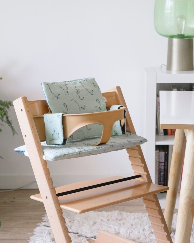 Lemur High chair Cushion
