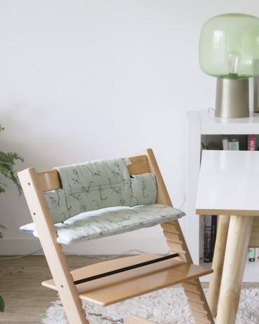 Lemur High chair Cushion milinane