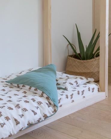 Bedding Set Tiger and Sage - JEANNE