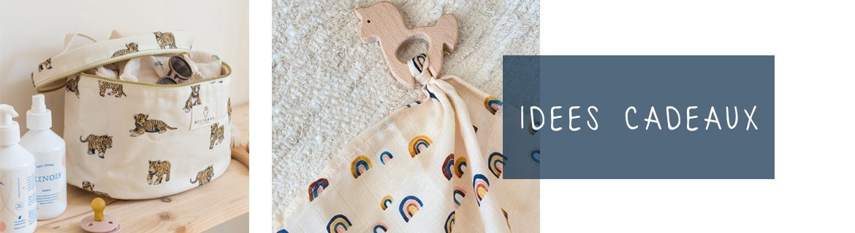 Oeko-Tex certified cotton baby gift ideas l Milinane