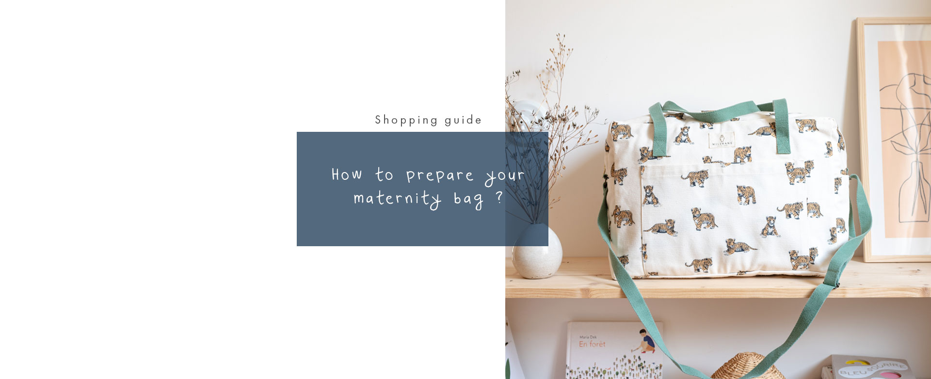 Pack your maternity bag