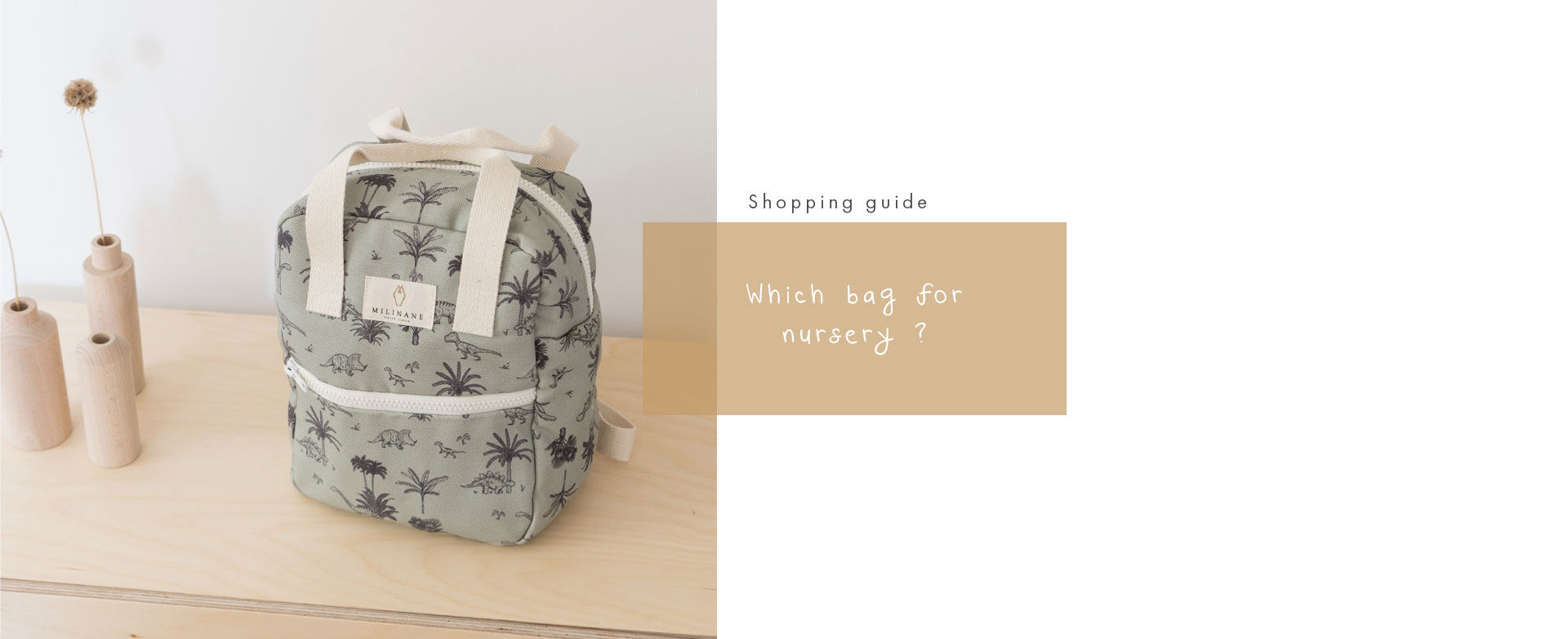 which baby bag to go to the nursery