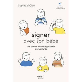 Signer avec son bébé, apprendre le langage des signes