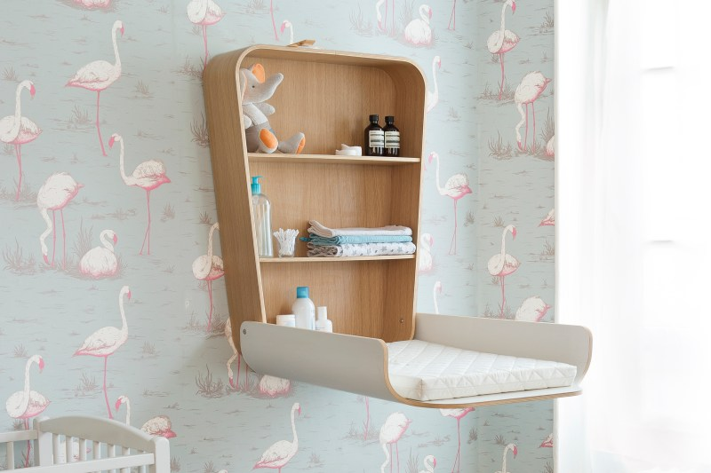 Charlie Crane Changing Table