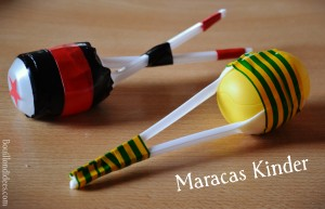 Maracas Kinder