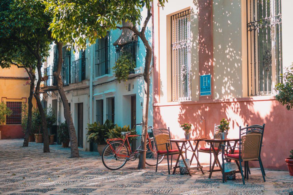 Sevillian inspiration