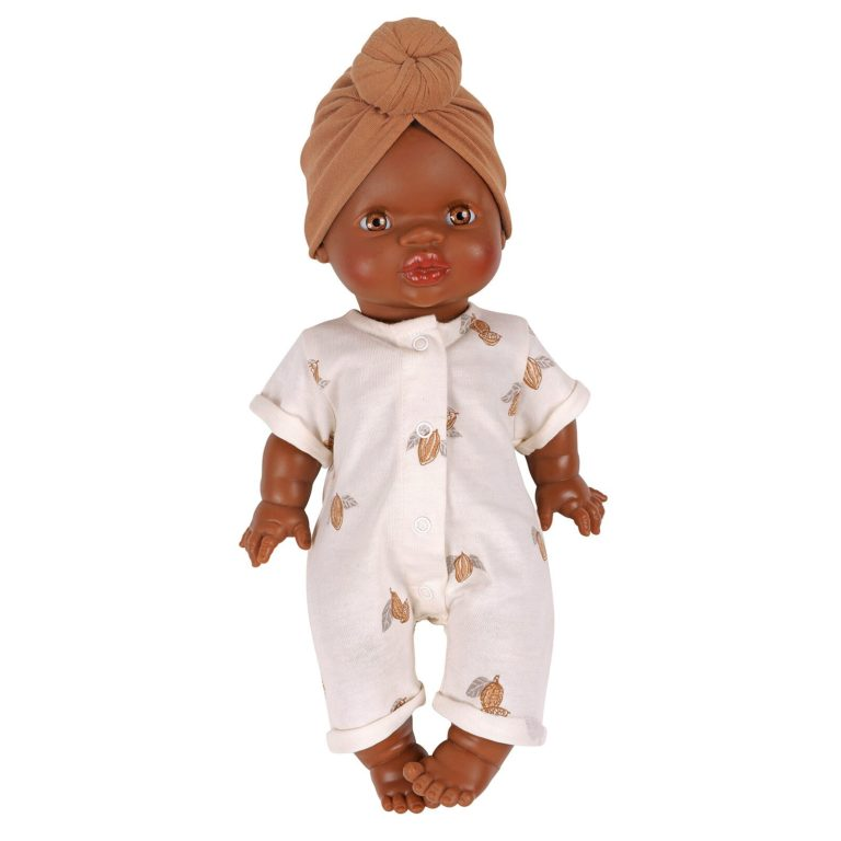 Dolls cloth, Bonjour Little