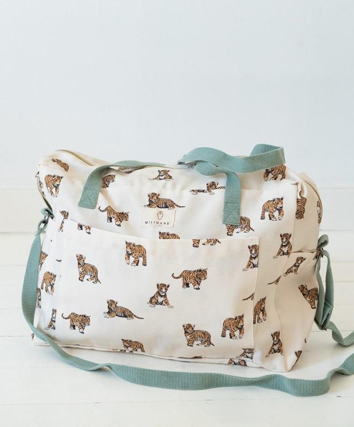 S= Tiger Maternity Bag Milinane
