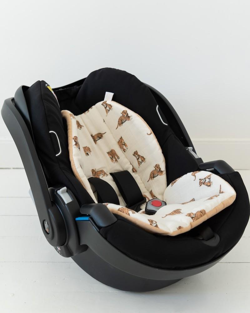 Milinane propose des assises confortables pour la chaise haute Tripp Trapp de la marque Stokke